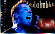 Metallica Announce India Tour 2011 Dates,  Metallica India
