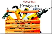 This & That Handyman Service