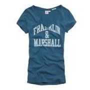 Hot sale cheap Franklin women short T-shirts