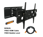 TV Wall Mount Service - Full install including bracket - $200