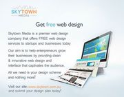 Free Web Design - SkyTown Media