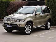 Bmw X5 51461 miles BMW X5 3.0i (2004) 4D Wagon Automatic (3L - Multi