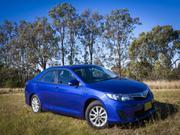 2012 Toyota Camry Toyota Camry Hybrid - 2012 - Blue -