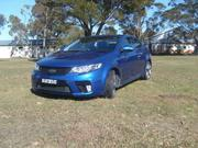2010 Kia kia cerato coupe not ford or holden