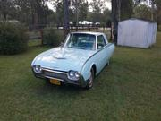 Ford 1961 1961 FORD THUNDERBIRD COUPE EXCELLENT ORIGINAL CON