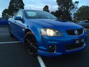 Holden 2010 Ve s2 sv6 ute 2010 6 speed manual