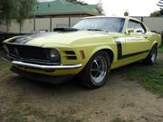 ford mustang MUSTANG   BOSS 302  1970 MANUAL