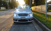 2003 MERCEDES-BENZ 2003 Mercedes-Benz CLK55 AMG Auto
