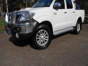 toyota hilux 2012 Toyota Hilux SR5 Auto 4x4 MY12