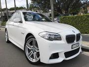 2013 bmw 2013 BMW 520d M Sport F10 LCI Auto