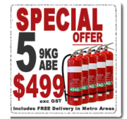 Fire Extinguisher Price