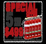 Fire Extinguisher Price