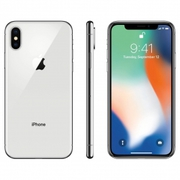 Apple iPhone X 256GB Silver-New-Original, Unlocked
